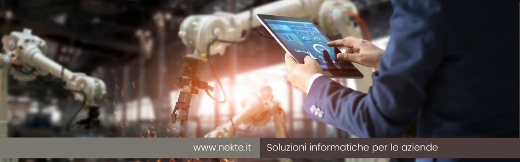 I benefici di un software ERP per l'azienda manifatturiera
